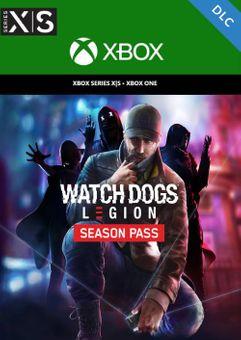 Watch Dogs Legion Season Pass Xbox One & Xbox series X|S (UK)