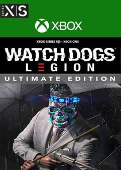 Watch Dogs: Legion Ultimate Edition Xbox One / Xbox Series X|S