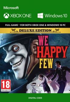 We Happy Few Deluxe Edition Xbox One / PC