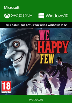 We Happy Few Xbox One / PC