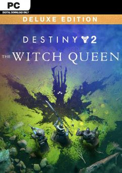 Destiny 2: The Witch Queen Deluxe Edition PC - DLC