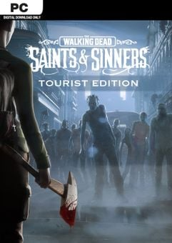The Walking Dead Saints and Sinners - Tourist Edition PC