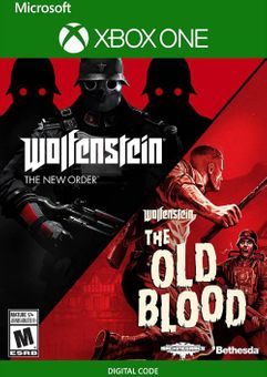 Wolfenstein: The Two Pack Xbox One (UK)