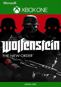 Wolfenstein: The New Order Xbox One (UK)