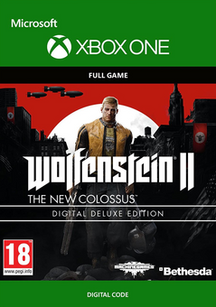 Wolfenstein 2: The New Colossus Digital Deluxe Edition Xbox One