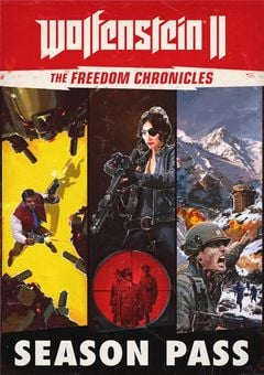 Wolfenstein II 2: The Freedom Chronicles - Season Pass PC