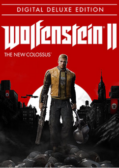 Wolfenstein II 2 The New Colossus Deluxe Edition PC
