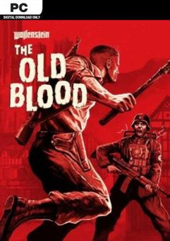 Wolfenstein The Old Blood PC (RU)
