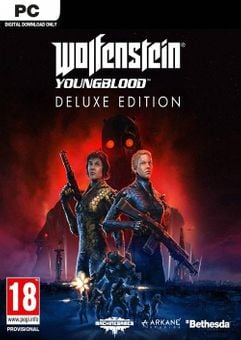 Wolfenstein Youngblood Deluxe Edition PC (Steam)