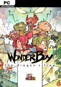 Wonder Boy The Dragons Trap PC