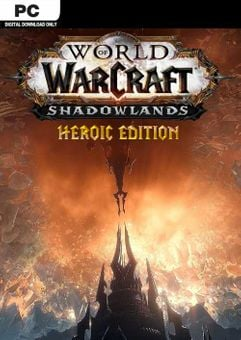 World Of Warcraft: Shadowlands Heroic Edition PC (US)