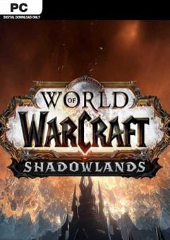 World Of Warcraft: Shadowlands PC (EU)