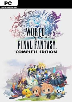 World of Final Fantasy Complete Edition PC
