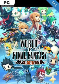World Of Final Fantasy Maxima Upgrade PC - DLC