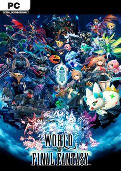 World of Final Fantasy PC