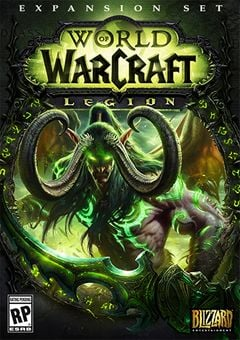 World of Warcraft (WoW) - Legion PC/Mac (US)