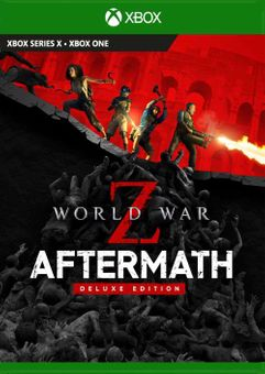 World War Z: Aftermath Deluxe Edition Xbox One UK