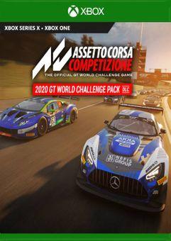 Assetto Corsa Competizione - 2020 GT World Challenge Pack Xbox One (UK)