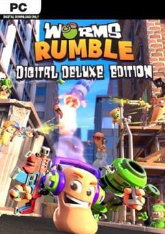 Worms Rumble Deluxe Edition PC