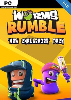 Worms Rumble - New Challengers Pack PC - DLC
