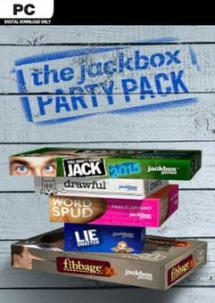 The Jackbox Party Pack PC