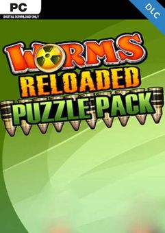 Worms Reloaded: Puzzle Pack PC - DLC