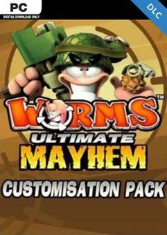 Worms Ultimate Mayhem - Customization Pack PC - DLC