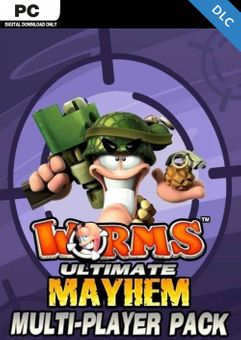 Worms Ultimate Mayhem - Multiplayer Pack PC - DLC