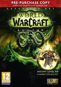 World of Warcraft (WoW): Legion PC/Mac (EU)