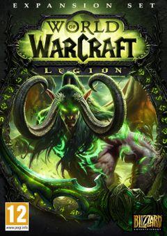 World of Warcraft (WoW) - Legion PC/Mac (EU)