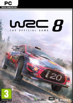 WRC 8 FIA World Rally Championship: Collectors Edition PC
