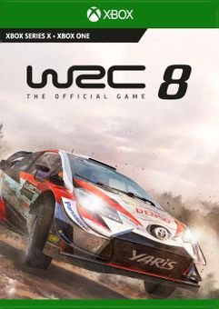 WRC 8 FIA World Rally Championship Xbox One (UK)