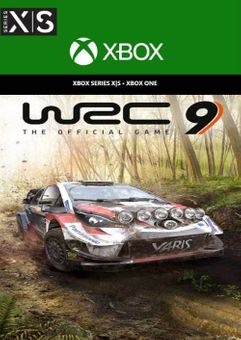 WRC 9 FIA World Rally Championship  Xbox One/Xbox Series X|S (EU)