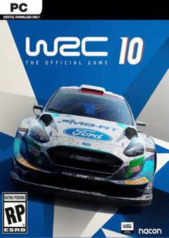 WRC 10 FIA World Rally Championship PC (EPIC)