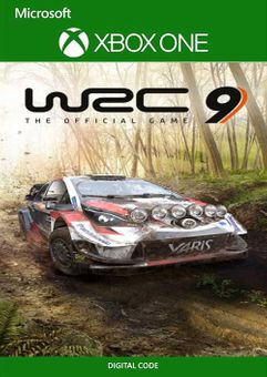 WRC 9 FIA World Rally Championship Xbox One (EU)