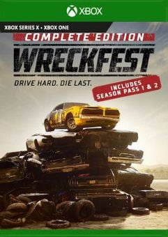 Wreckfest Complete Edition Xbox One (UK)