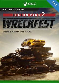 Wreckfest Season Pass 2 Xbox One (UK)