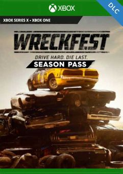 Wreckfest Season Pass Xbox One (UK)