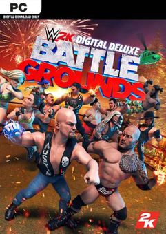 WWE 2K Battlegrounds Deluxe Edition PC (EU)