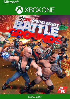 WWE 2K Battlegrounds Xbox One (EU)