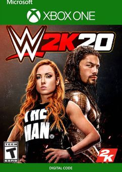 WWE 2K20 Xbox One (UK)