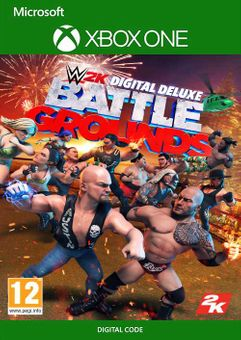 WWE 2K Battlegrounds Digital Deluxe Edition Xbox One (EU)