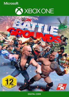 WWE 2K Battlegrounds Xbox One (US)