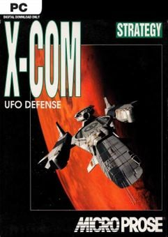 X-COM: UFO Defense PC (EN)