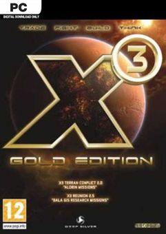 X3: Goldbox PC