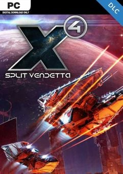 X4: Split Vendetta PC - DLC