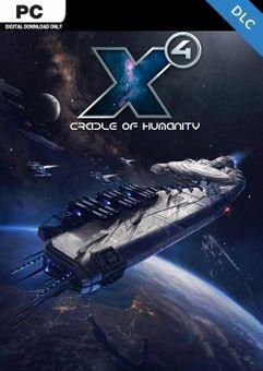 X4: Cradle of Humanity PC - DLC