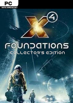 X4: Foundations Collectors Edition PC