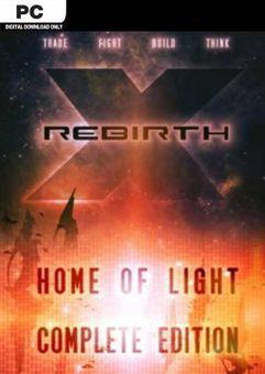 X Rebirth Complete Edition PC