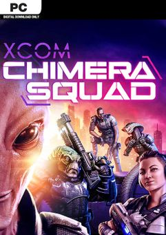 XCOM: Chimera Squad PC (EU)